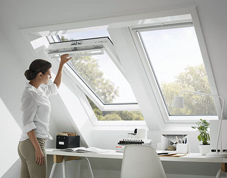 Get Velux Windows For Your Roof & Light Up your Life!