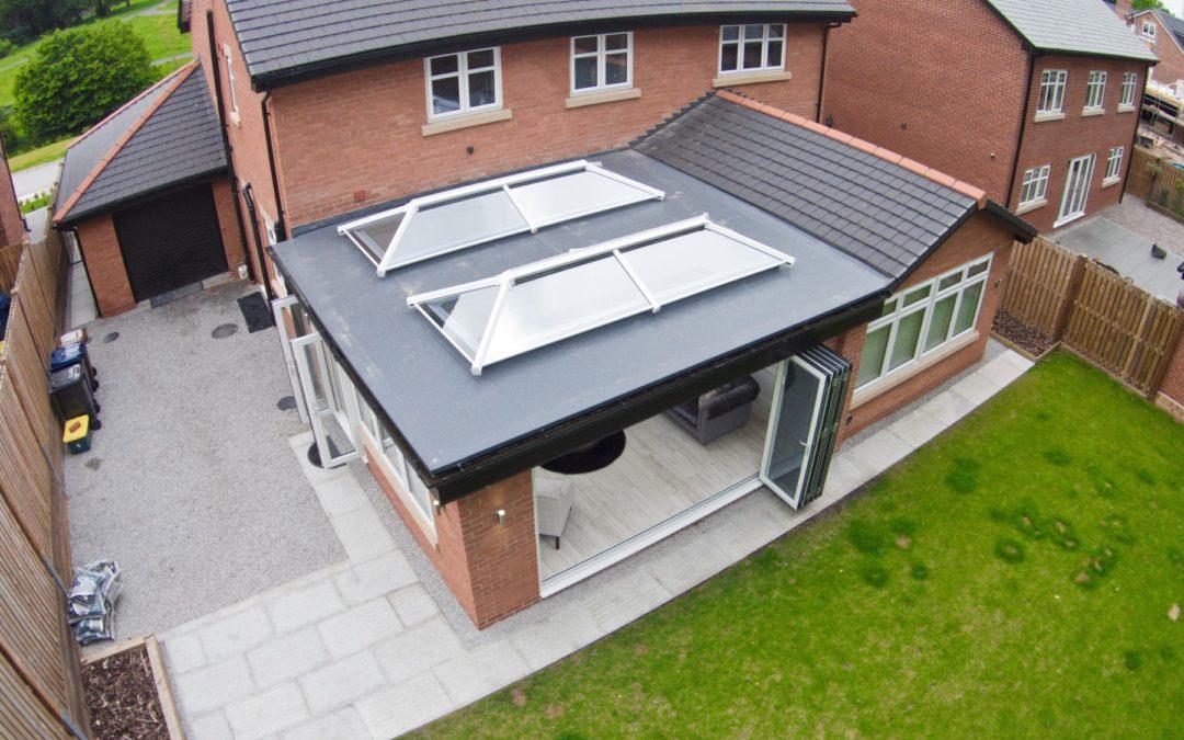 Roof Lantern Installations in Gloucester & Cheltenham